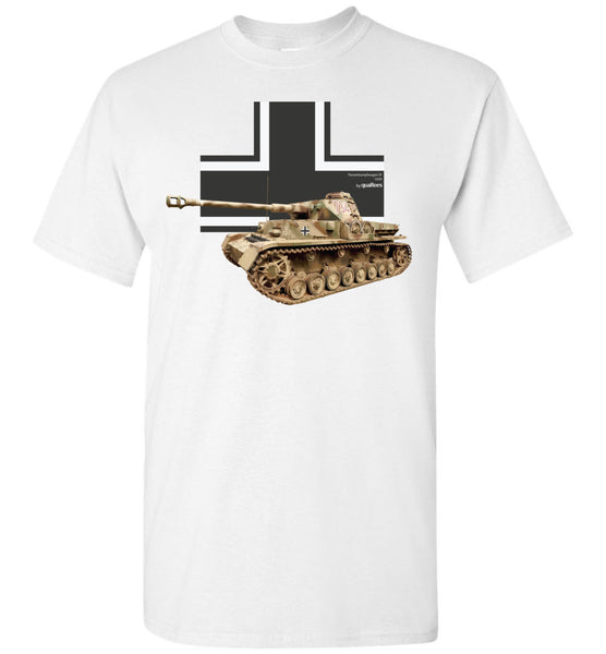 Legendary Fighting Vehicles - Panzerkampfwagen IV - Camiseta de algodón