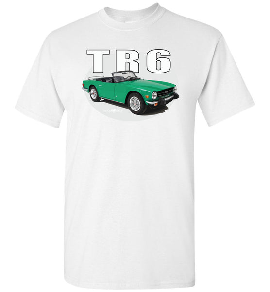 Legends - TR6 - Unisex / Men / Children Cotton T-Shirt