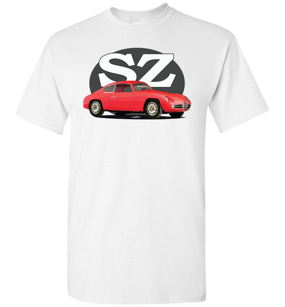 Legends - Alfa SZ - Unisex/Men/Children Cotton T-Shirt