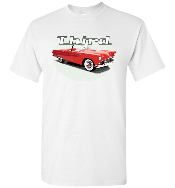 Legends - Tbird - Unisex / Dynion / Crysau T-Cotton Plant