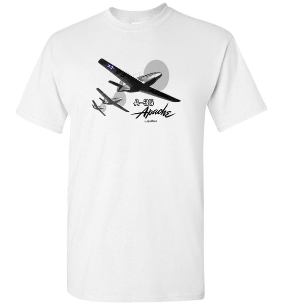 II wojna światowa - A-36 Apache - Unisex / Men / Children Cotton T-Shirt
