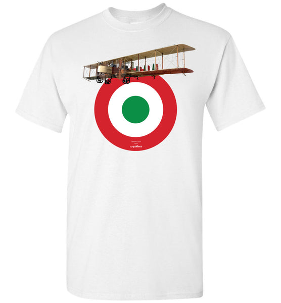 WWI - Caproni Ca.36 - Cotton T-Shirt