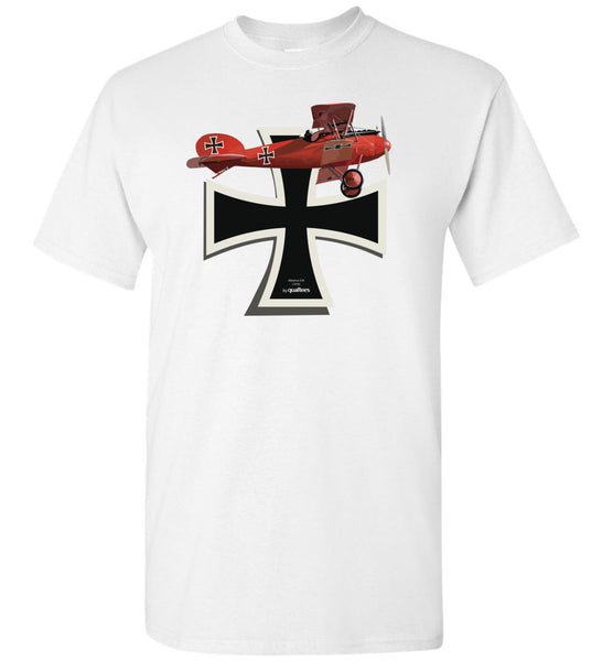 WWI - Albatros D.III - T-Shirt-cotton