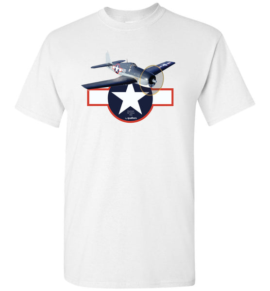 WWII - F6F Hellcat - T-Shirt Cotton