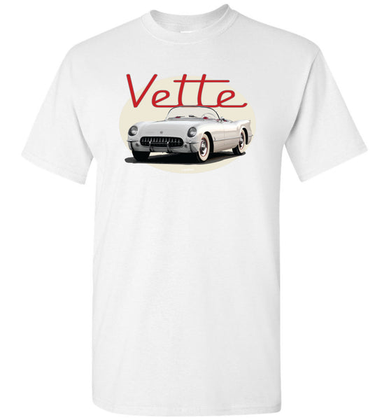 Legends - 54 Vette - Unisex/Men/Children Cotton T-Shirt