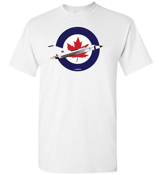 SPECJALNE PLANY - AVRO CF-105 Arrow - Unisex / Men / Children Cotton T-Shirt
