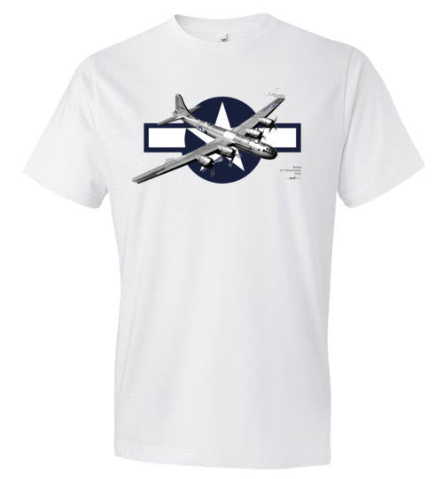 WWII - B-29 Superfortress - Fashion Men Cotton T-Shirt