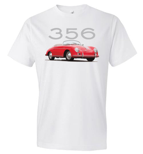 356 Speedster - Fashion Men Cotton T-Shirt