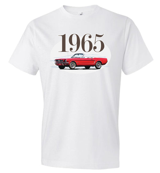 Legends - 1965 Pony - Fashion Men Cotton T-Shirts