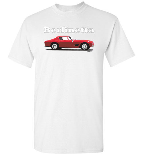 Berlinetta - Unisex / Dynion / Crysau T Cotton Plant