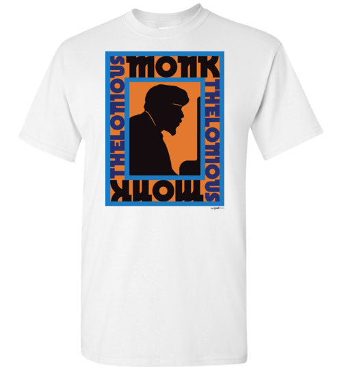Thelonious Monk - Unisex/Men/Children Cotton T-Shirt