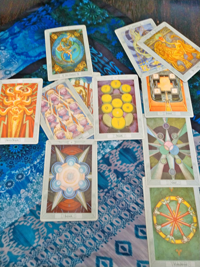 Can I Do Tarot Readings for Myself?