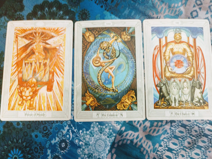 Tarot Talk... A Tarot Reading