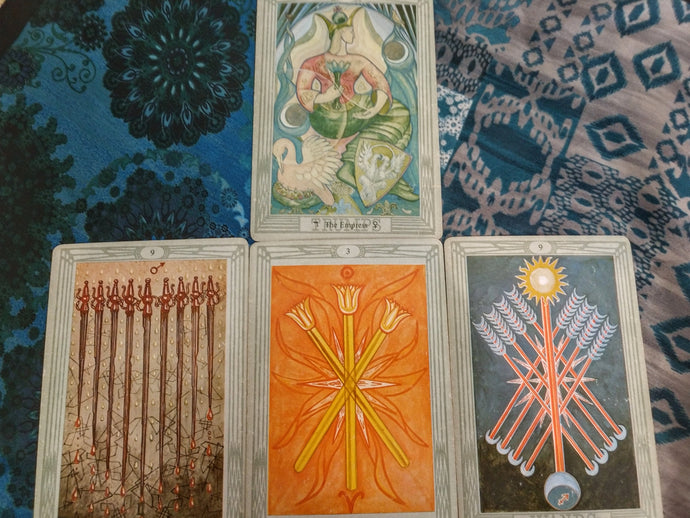 Tarot Talk A Reading of Renewal