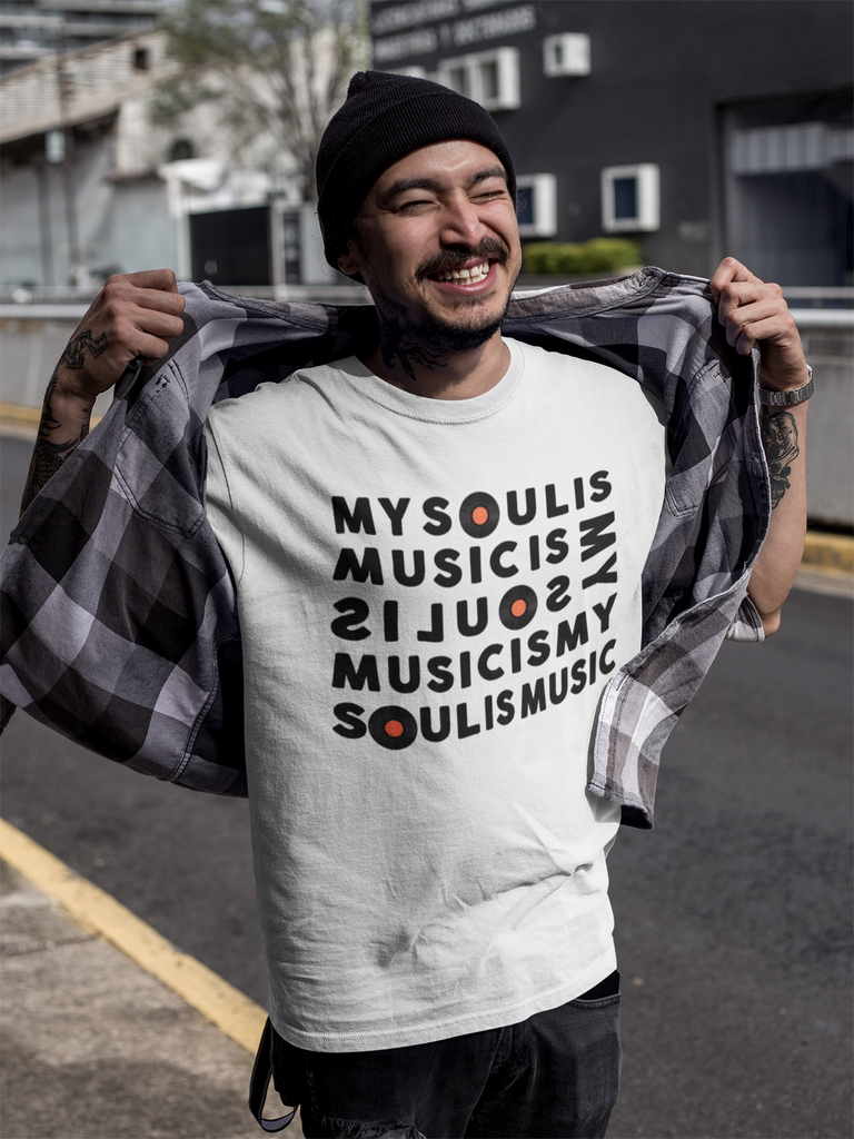 My Soul Is Music