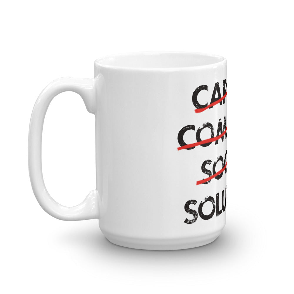 Solutionist (Coffee Mug)
