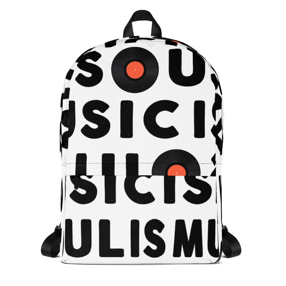 My Soul Is Music (Backpack)