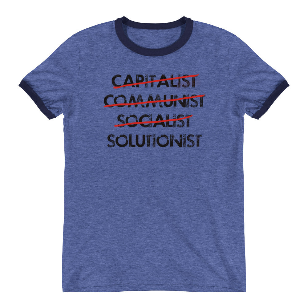 Solutionist (Ringer T-Shirt)