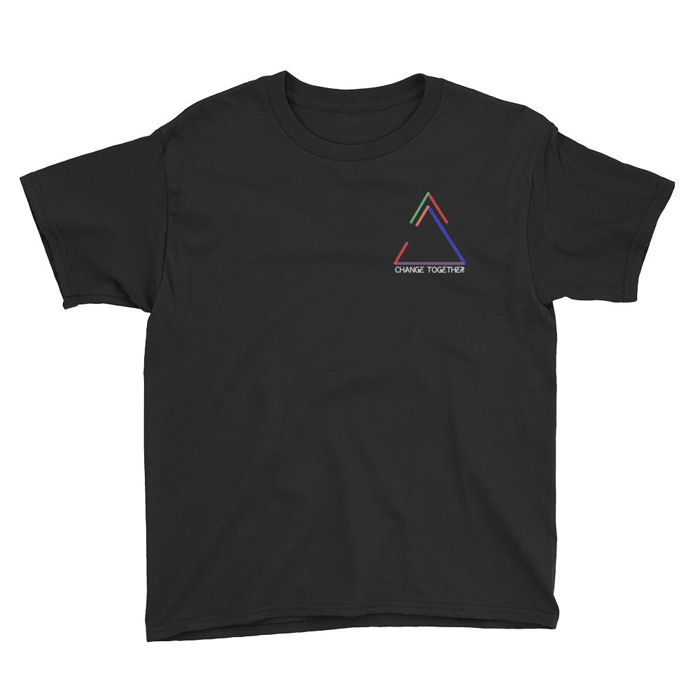 Change Together (Youth Short Sleeve T-Shirt)