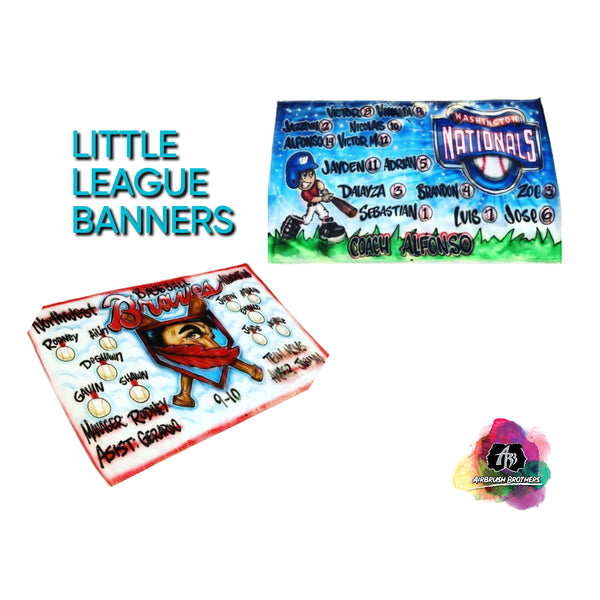 Little League Banners