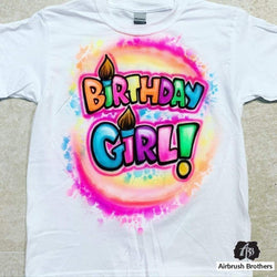airbrush custom spray paint  Airbrush Artsy Birthday Design shirts hats shoes outfit  graffiti 90s 80s design t-shirts  Airbrush Brothers Shirt