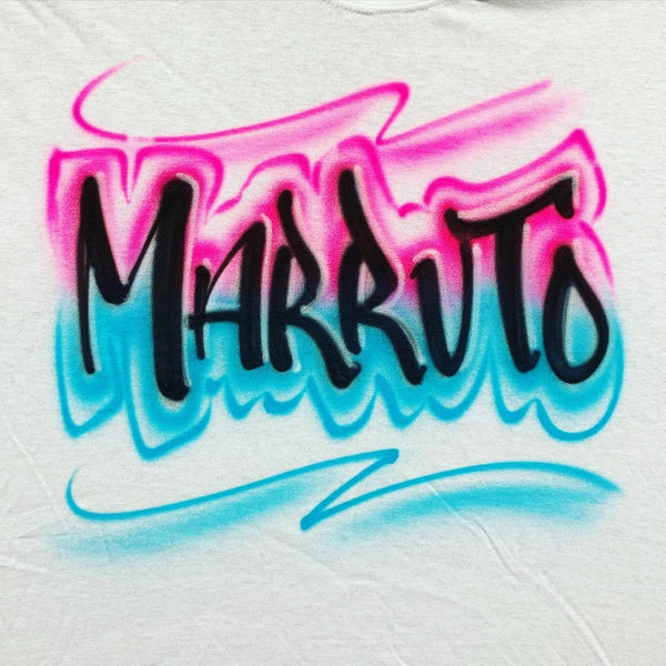 airbrush custom spray paint  Copy of Airbrush Old School 2000's Shirt Design shirts hats shoes outfit  graffiti 90s 80s design t-shirts  Airbrush Brothers Shirt