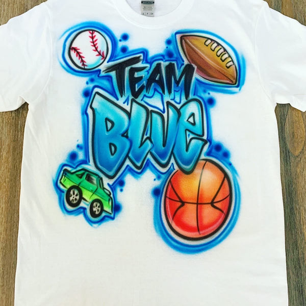 airbrush custom spray paint  Copy of Airbrush Team Pink Shirt Design shirts hats shoes outfit  graffiti 90s 80s design t-shirts  Airbrush Brothers Shirt