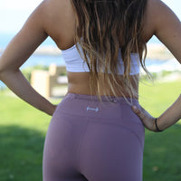 Yoga Pants 2.0  - Melrosé