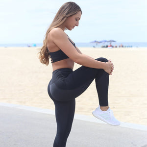Yoga Pants 2.0 - Manhattan