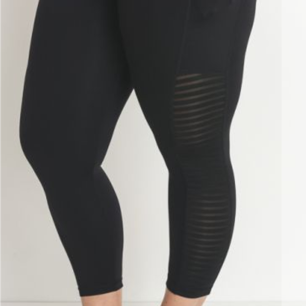 Yoga Pants 2.0 - Redondos PLUS