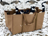 6 Slot Fullbody Goose Decoy Bag