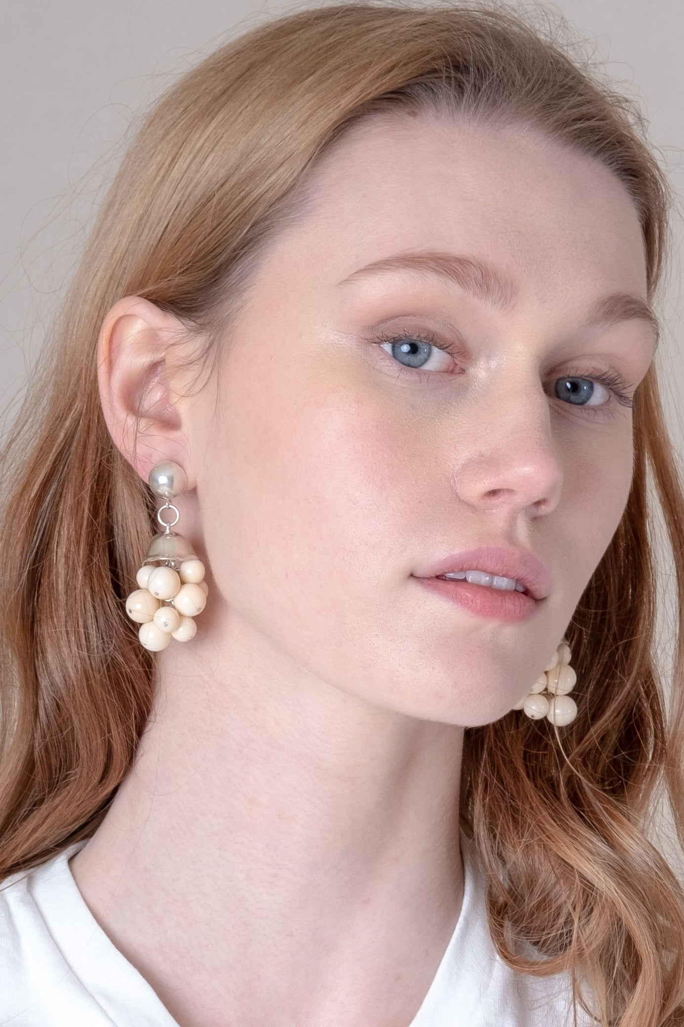 CLUSTER EARRINGS