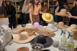 HAT MAKING CLASS