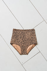 HIGH RISE UNDIES IN LEOPARD