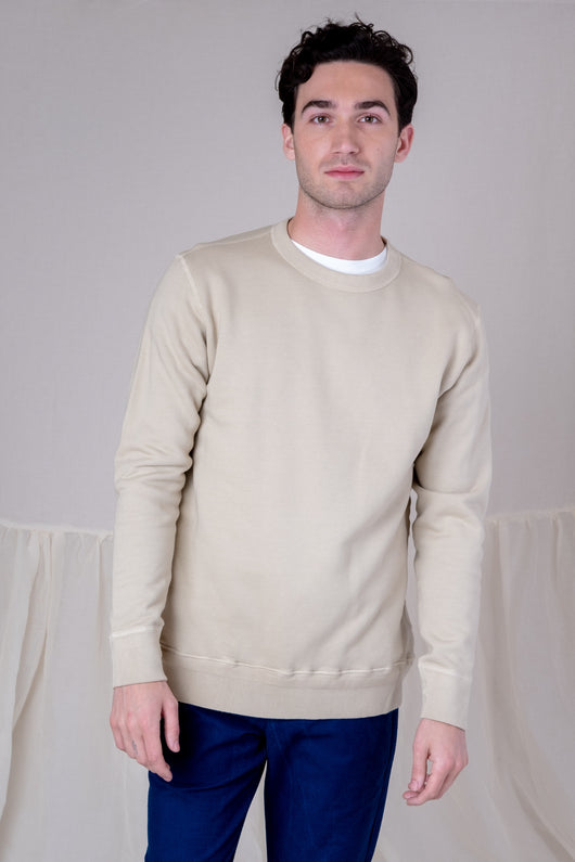 44 FLEECE IN BEIGE