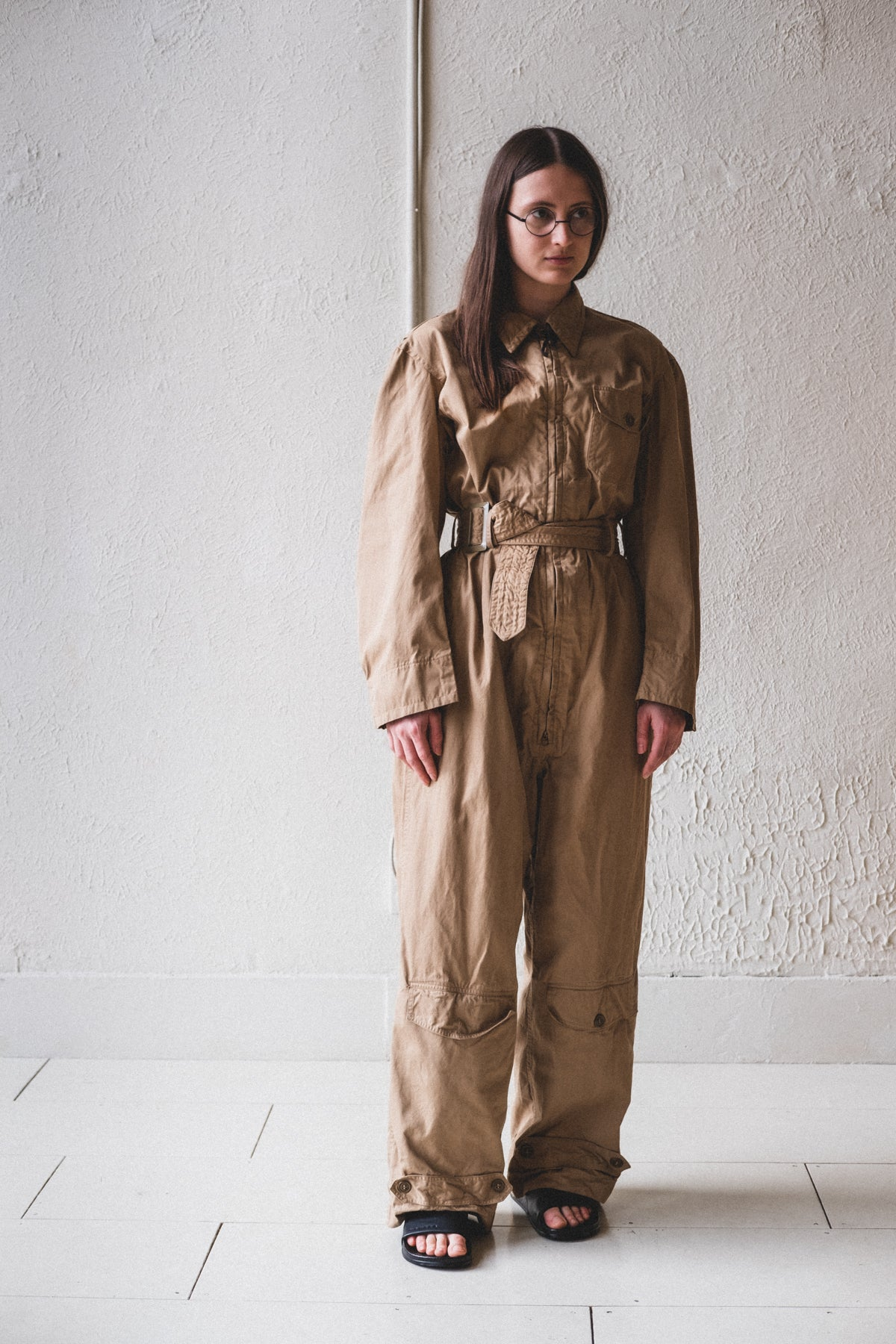 VINTAGE AVIATOR COVERALLS