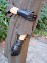 CORTO LEATHER GLOVES