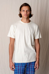LITE JERSEY SHIRT IN BONE