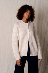 CHAINSTITCH CARDIGAN
