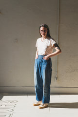 VINTAGE WOMENS RANCH JEANS