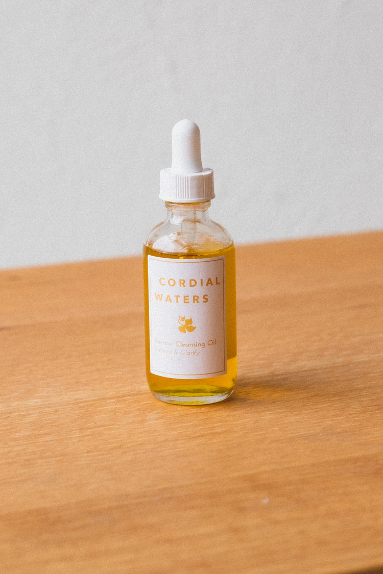 YARROW CLEANSING OIL