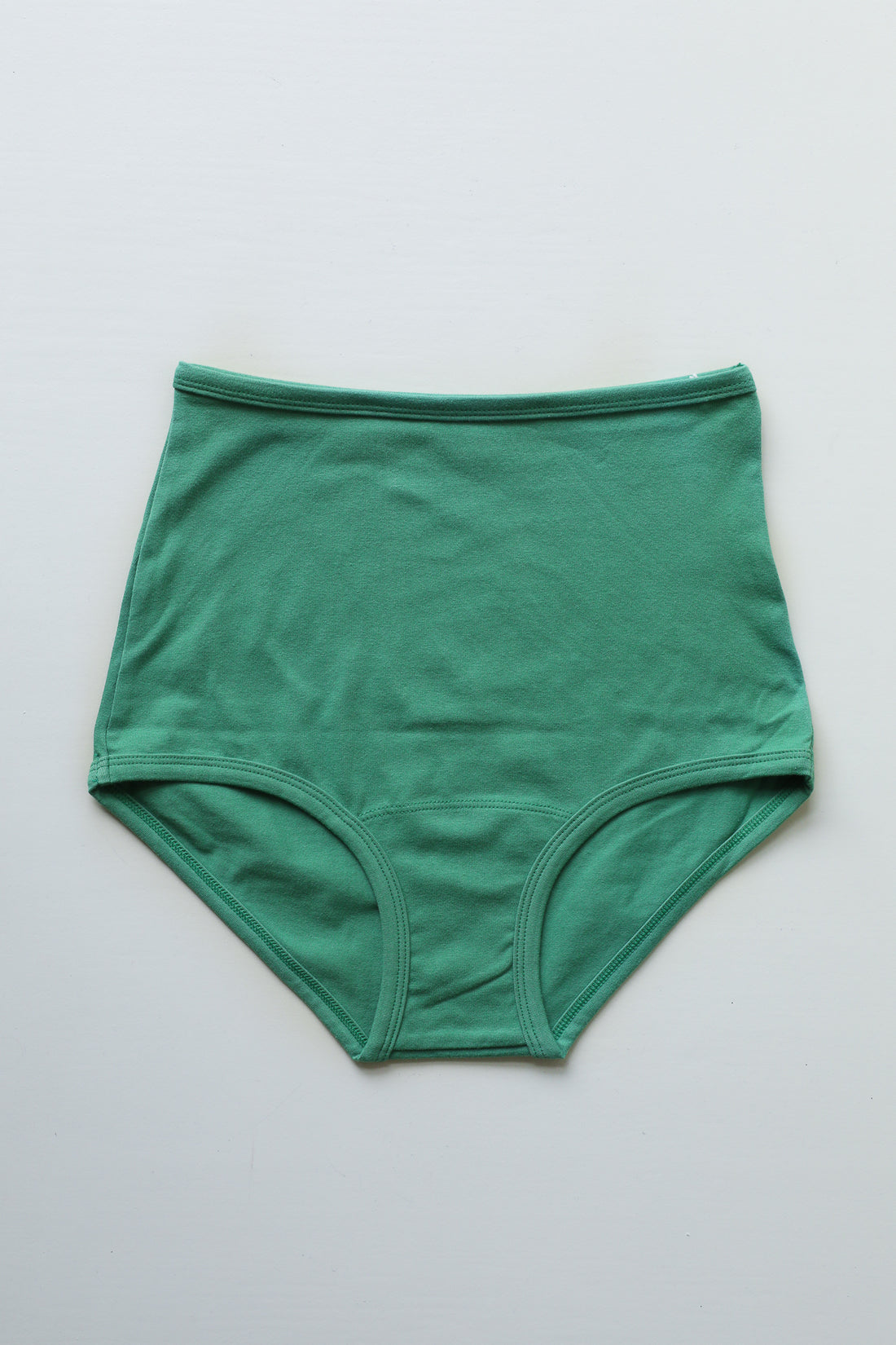 HIGH RISE UNDIES IN VERDANT
