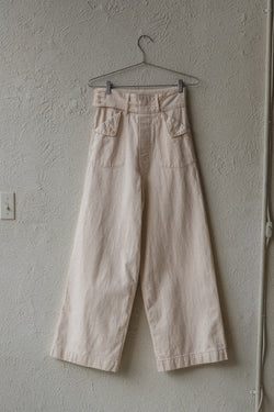 WILLOW PANT IN NATURAL