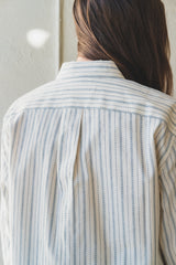 ALICE SHIRT IN TICKER STRIPE