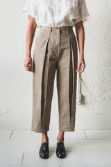 ELLIOTT PANTS IN KHAKI TWILL