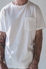 BALTA TEE IN WHITE