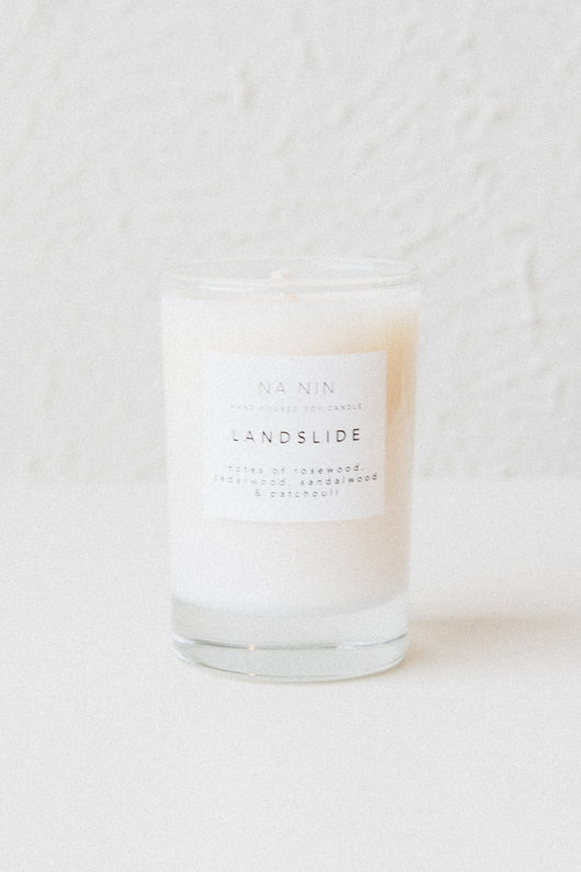 PERFUME CANDLE, SMALL