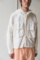 FORAGER JACKET IN SUNBLEACHED ECRU