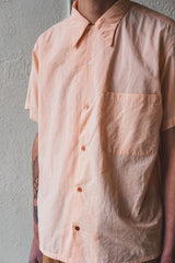 SHORE SHIRT IN MADDER PEACH