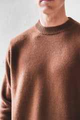 SORELLO SWEATER IN PRALINE